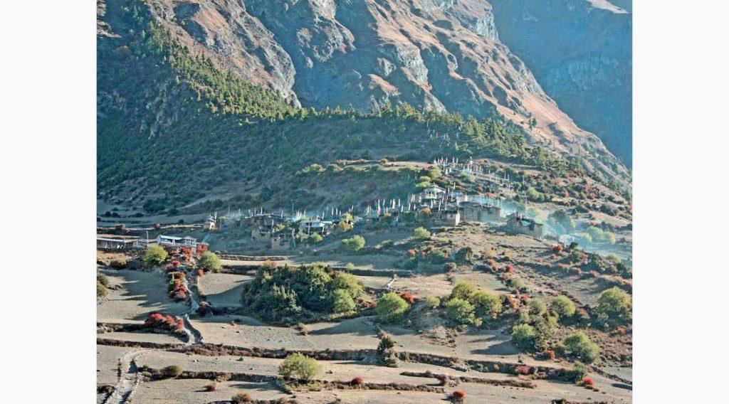 Nepal Kloosterdorp