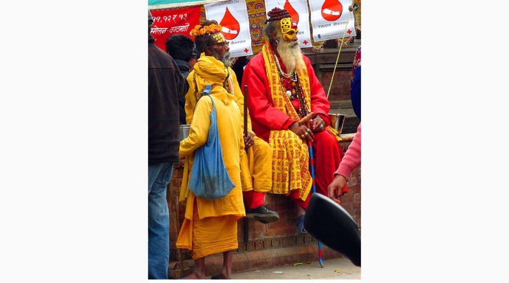 Nepal Sadhus 01
